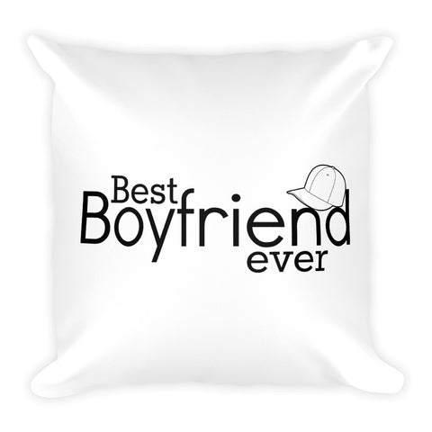 Best Boyfriend Pillow - Love Chirp Gifts
