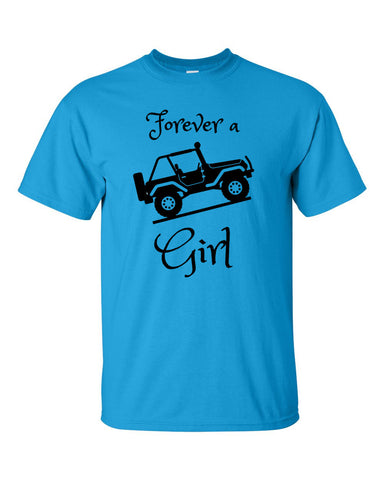 Jeep Girl t-shirt - Love Chirp Gifts
