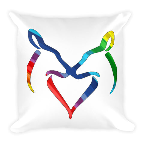 Rainbow Does Pillow - Love Chirp Gifts