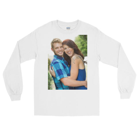 Create Your Own Long Sleeve T-Shirt - Love Chirp Gifts
