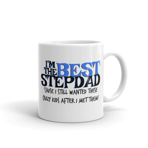 Best Stepdad Mug - Love Chirp Gifts