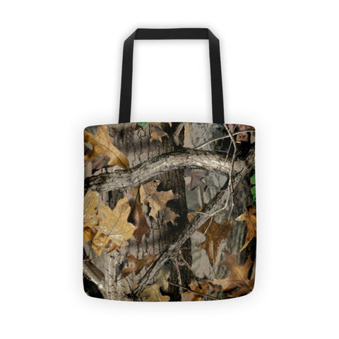 Camo Tote Bag - Love Chirp Gifts