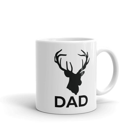 Dad's Buck Mug - Love Chirp Gifts