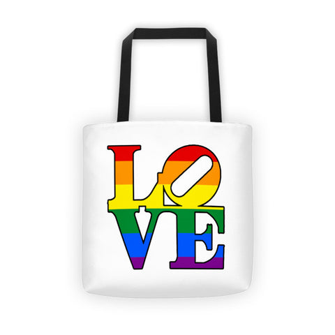 Love Tote Bag - Love Chirp Gifts