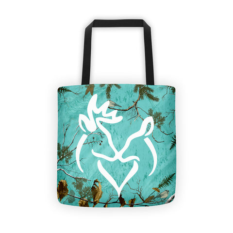 Buck and Doe Tote bag - Love Chirp Gifts