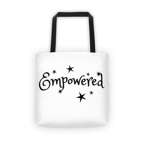 Empowered Tote Bag - Love Chirp Gifts
