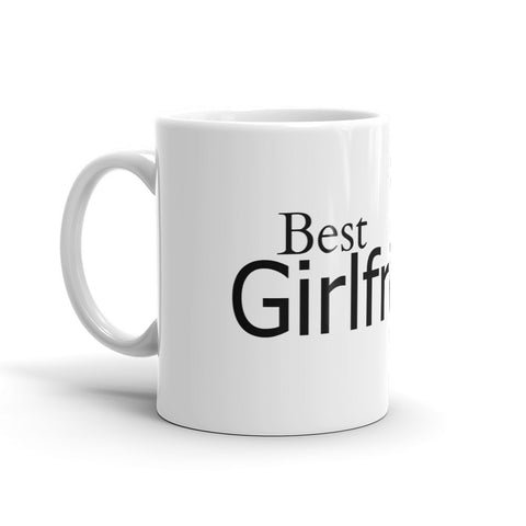 Best Girlfriend Ever Mug - Love Chirp Gifts