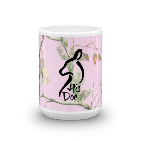 His Doe Mug - Love Chirp Gifts