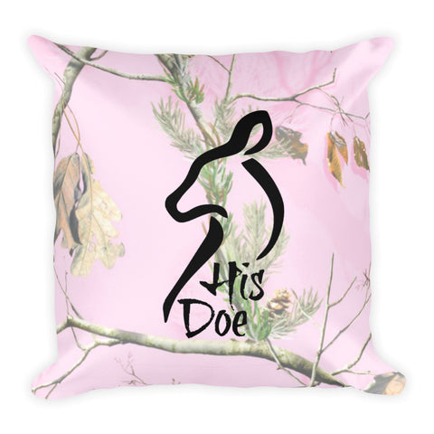His Doe Pillow - Love Chirp Gifts
