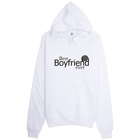 Best Boyfriend Ever Hoodie - Love Chirp Gifts