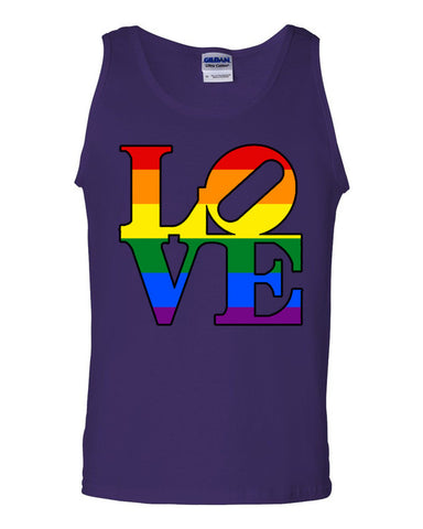 Love Tank Top - Love Chirp Gifts