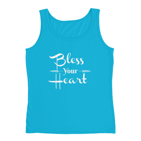 Bless Your Heart Ladies' Tank - Love Chirp Gifts