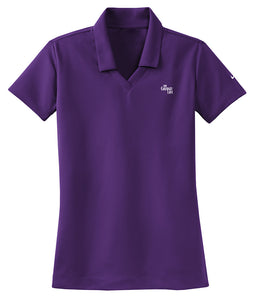 Women's The Grand Life Nike Golf Dri-FIT Micro Embroidered Polo