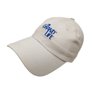 The Grand Life Low Profile Cotton Cap
