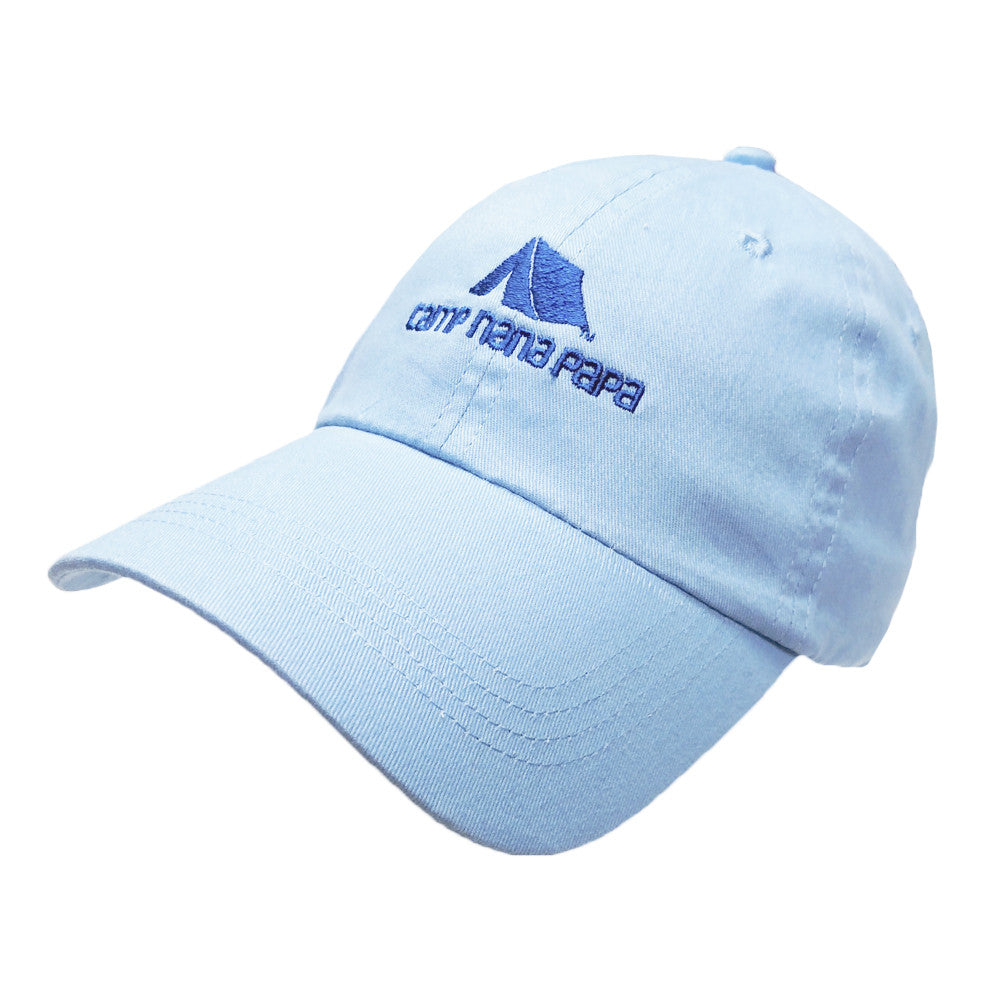 Camp Nana Papa Low Profile Cotton Cap