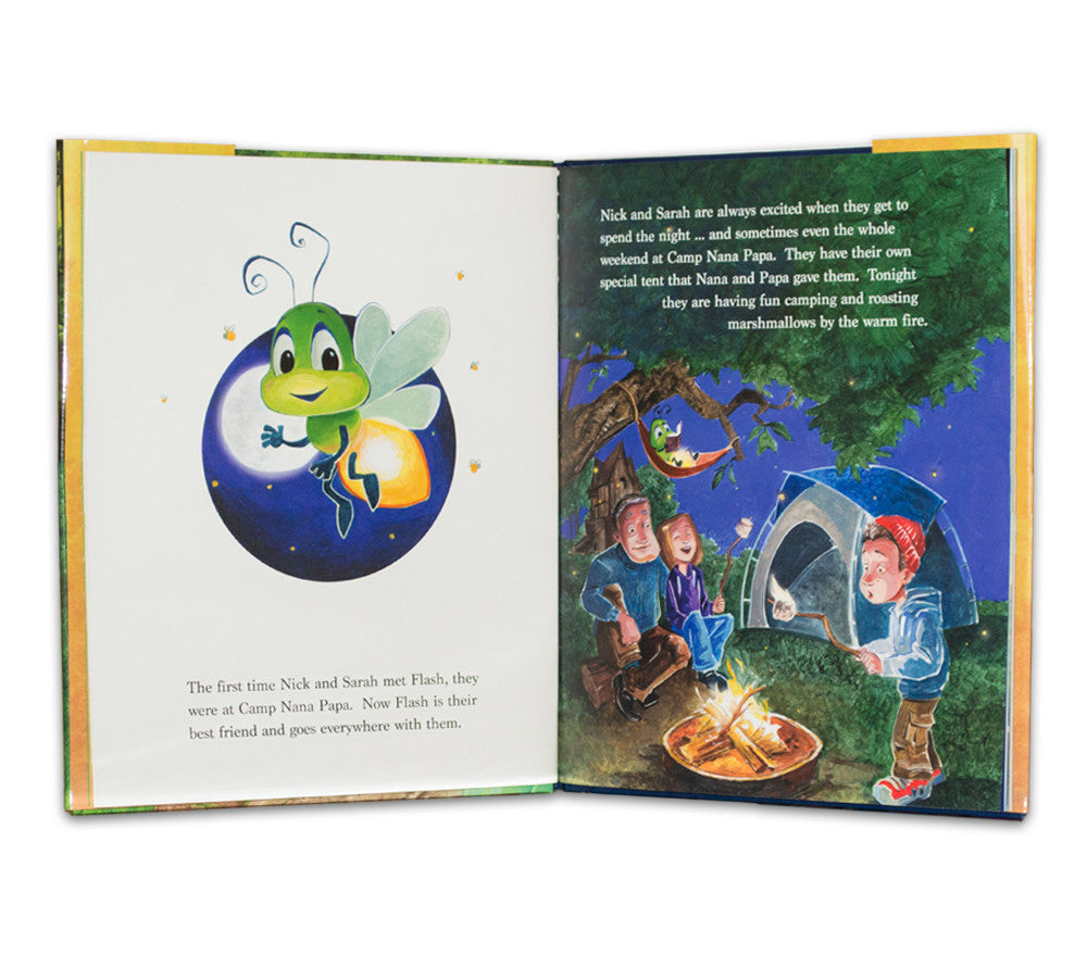 The Adventures of Camp Nana Papa - Our Marquis Children's Book!