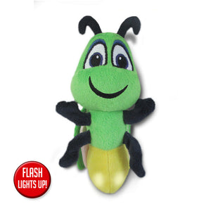 Flash-the-Firefly 8-Inch Light-up Premium Plush Toy