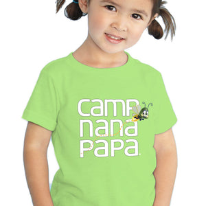 Camp Nana Papa Tee featuring Flash the Firefly