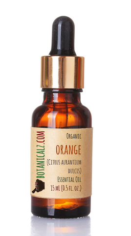 Orange Essential Oil 10 Bundle