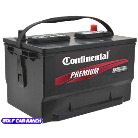 65P 12V Battery For Gas Powered Golf Carts Yamaha Batteries