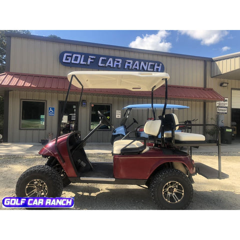 E-Z-Go Txt 36V Used Golf Cart By Golf Car Ranch Golf Cart