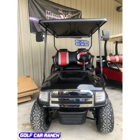 2013 Black Alpha Custom Club Car Precedent - Ph1318-364328 Golf Cart