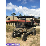 Huntve Amp 48 Volt Electric 4X4 Camo 2015 Sold Utility