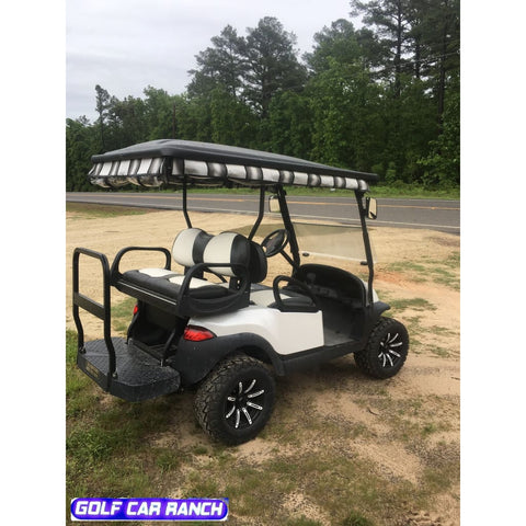 Golf Cart 2014 Club Car Precedent Custom Pearl Body