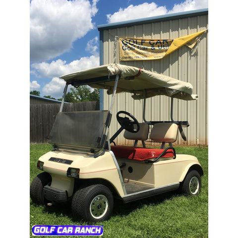 Club Car Ds 90 36Volt With Charger Golf Cart