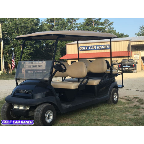 Golf Cart 2011 Gas Club Car Precedent Limo