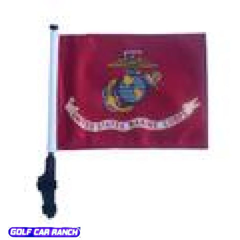Usmc Golf Cart Flag
