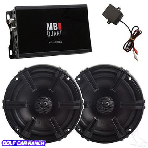 Audio - Mb Quart Bluetooth Audio Package