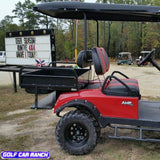 Huntve Amp 48 Volt Electric 4X4 Red 2015 Sold Utility