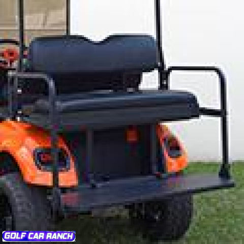 Ezgo Txt Rear Seat Kits 96+ Black / Kit
