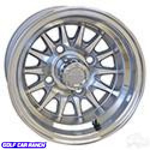 Wheel 10 Phoenix Machined Spoke Custom Wheels With Multiple Color Options