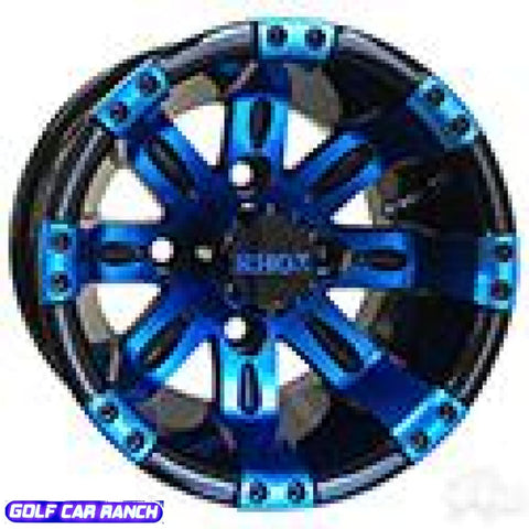 Wheel 10 Vegas Custom W/ Multiple Color Options Wheels