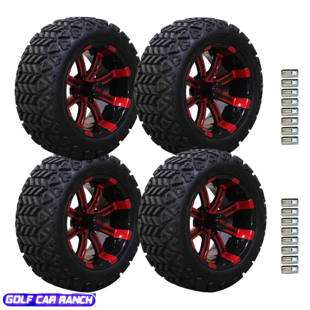 14 Inch Tires >> 14 Inch Spartan Ss On 23x10 Backlash All Terrain Tire Combo