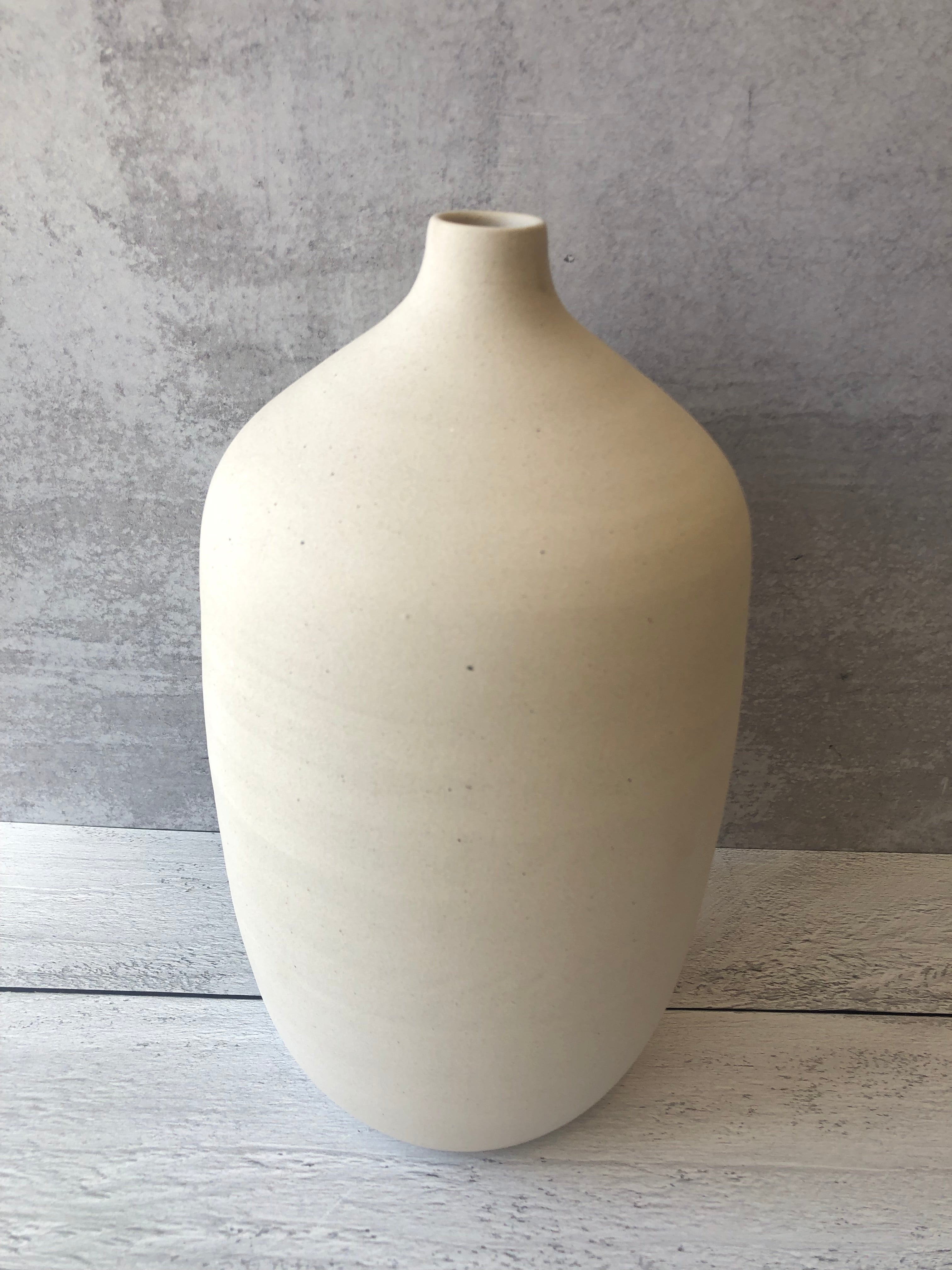 Botellon Ceramic Vase