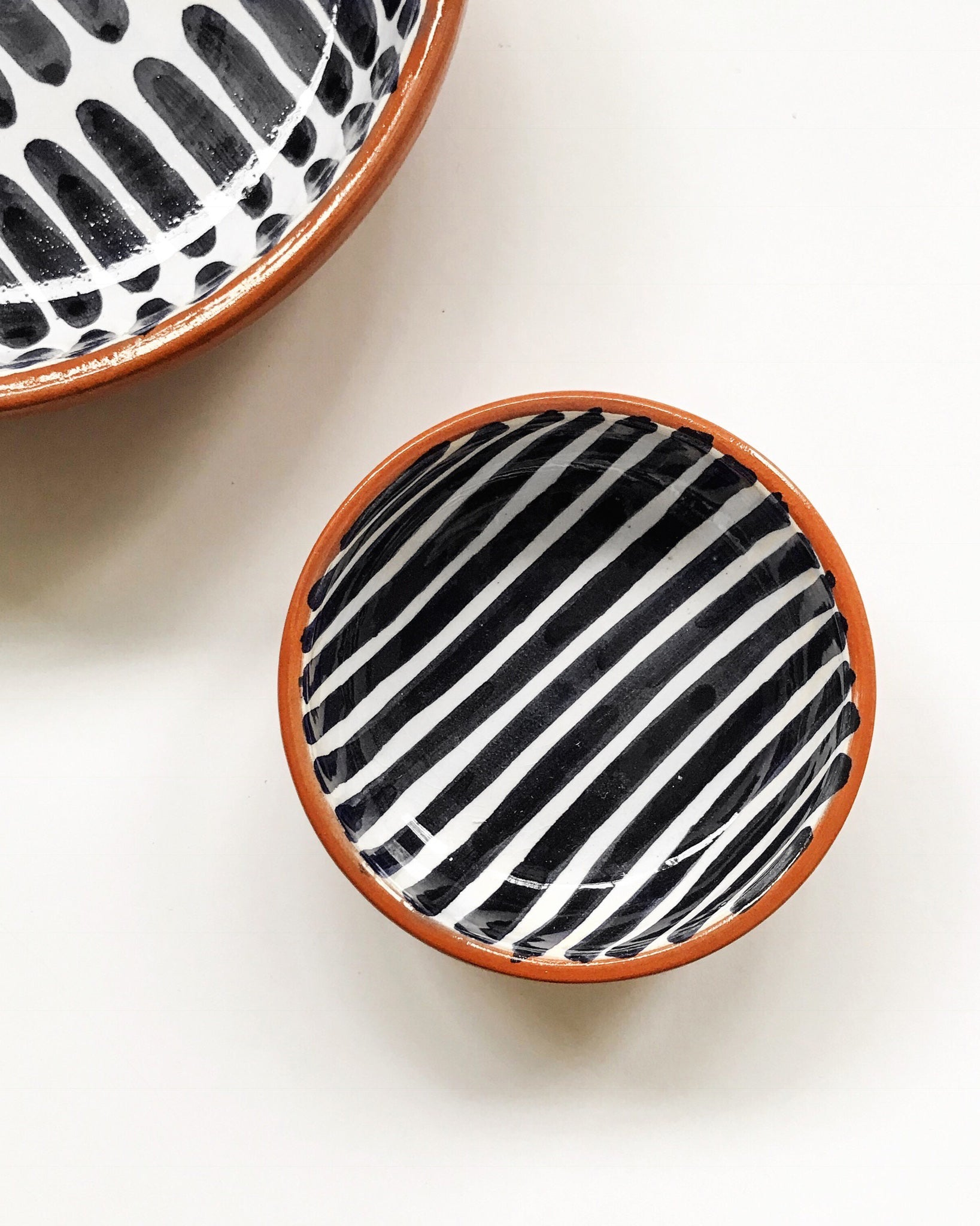 Casa Cubista Graphic Tableware - Mini Pattern Bowls