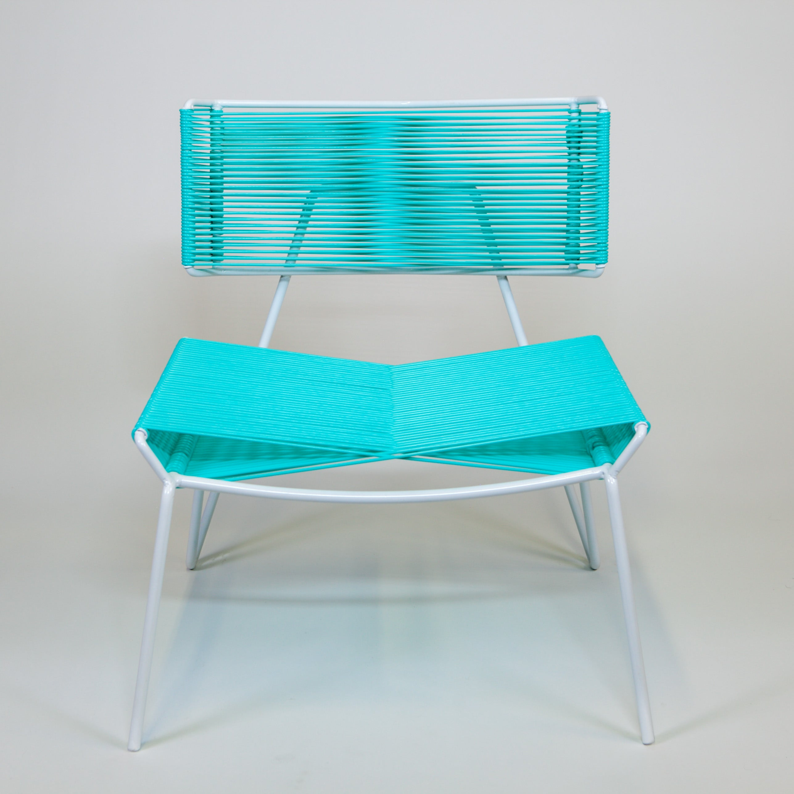 Outdoor PVC chair Mint
