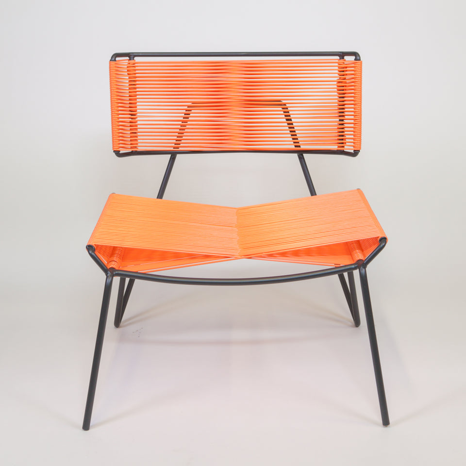 Outdoor PVC chair Coral