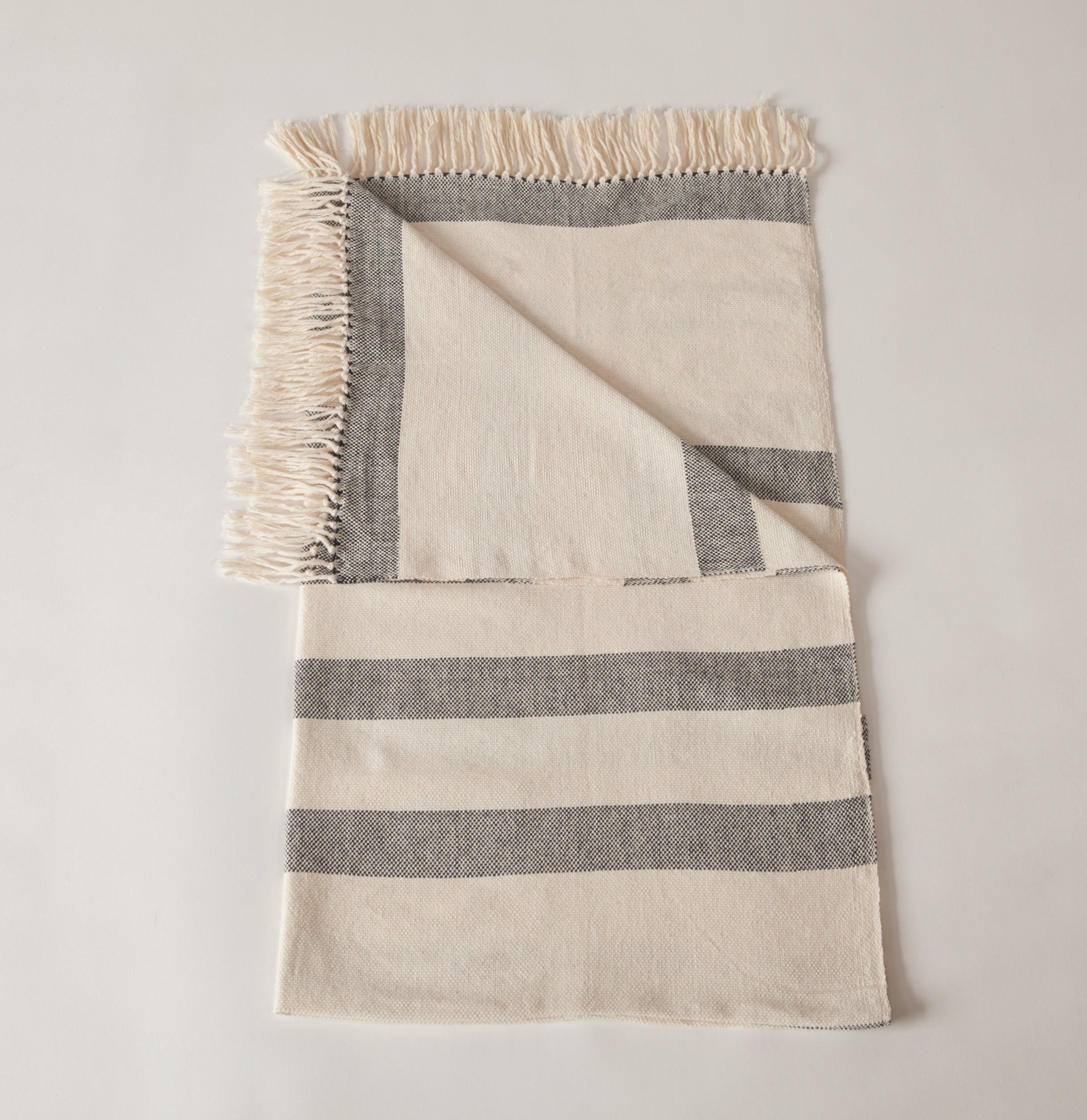 Amano Throw - Gradient Stripe