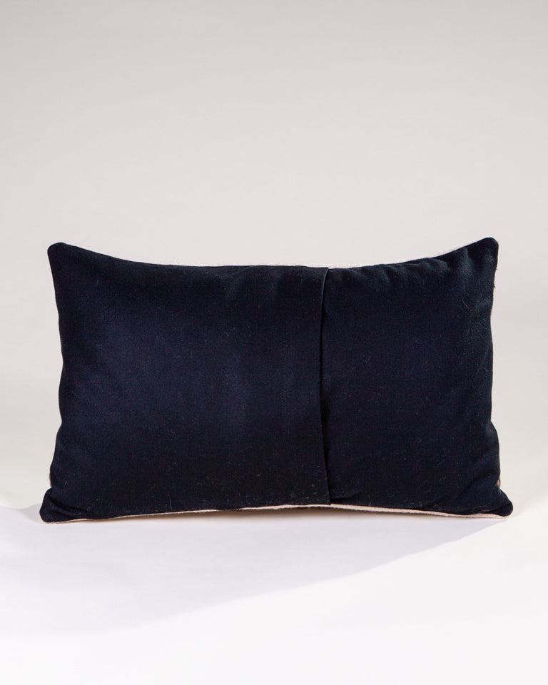 Za Guiba Negro Pillow