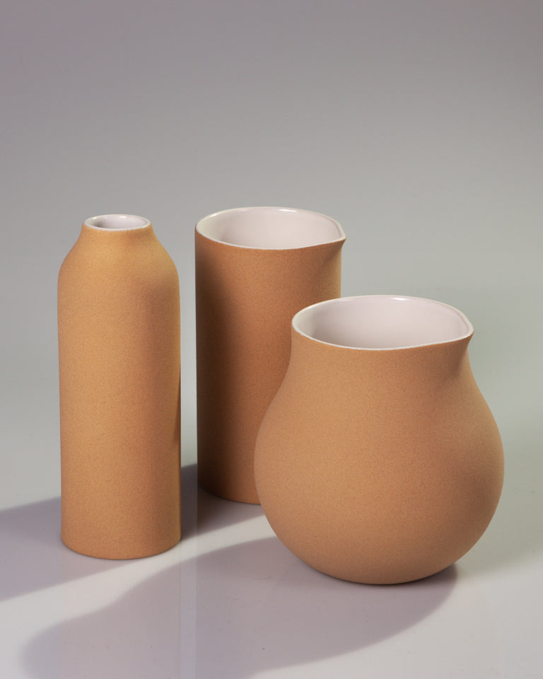 Clay & Stoneware Vessels
