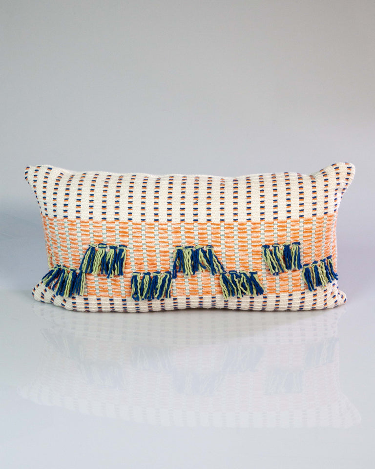 Barichara Cotton Pillows - Apricot