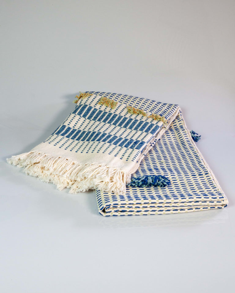 Barichara Cotton Throws