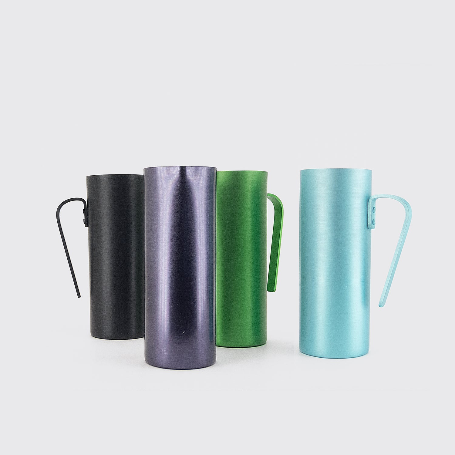 100% Re-cycled Anodized Aluminum Pitcher - Verde