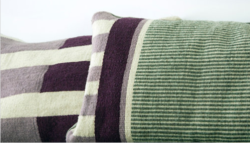 Nima Mura Plum Pillow