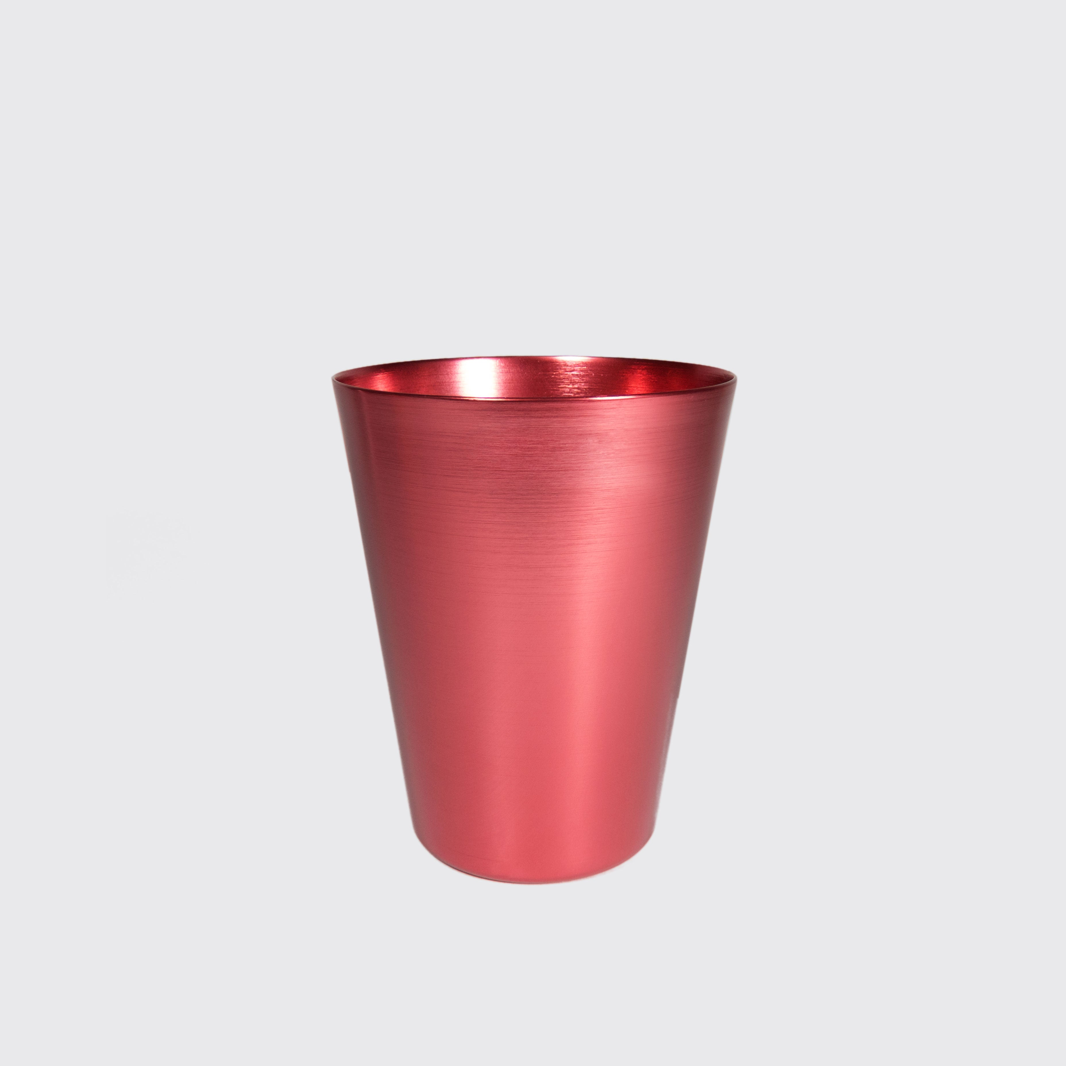 100% Re-cycled Anodized Aluminum Tumbler - Watermelon