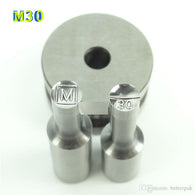 M30 WITH LINE  TDP5  6MM  COMPLETE SET WITH THICKNESS ADJUSTMENT